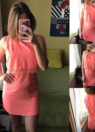 Яркое платье с интересным дизайном от ravi famous