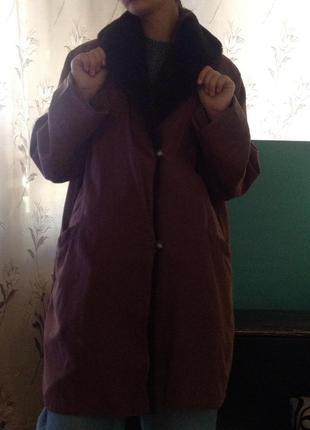 Пальто marks and spencer