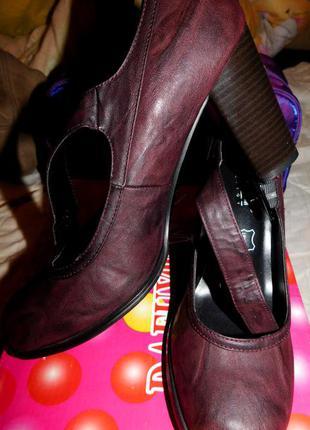 Туфли, стильные blossem..распродажа!!!..размер 39, 40