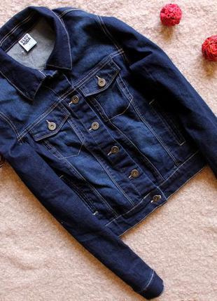 Джинсовая куртка vero moda