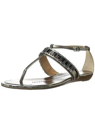 Dolce vita оригинал сандалии золотистые металлик римлянки босоножки бренд из сша р 36,5