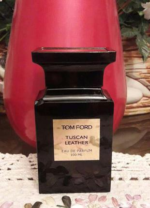 Tom ford tuscan leather, 100 мл