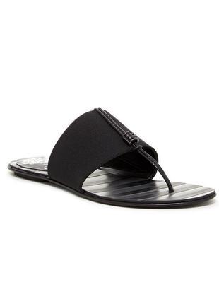 Vince camuto оригинал шлепанцы сандалии кожаные на резинке бренд из сша