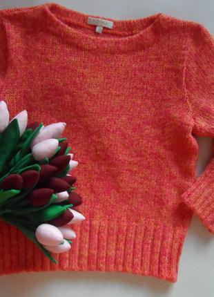 Красивый теплый свитер kookai в размере 2-s