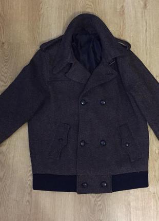 Пальто куртка полупальто тренч