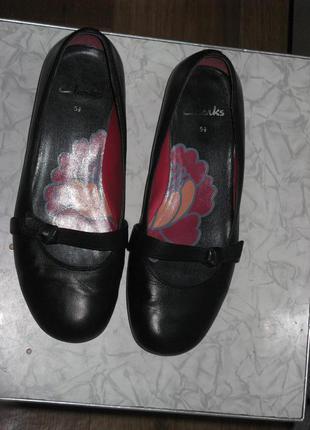Балетки,туфли clarks