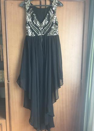 Уникальное выпускное платье