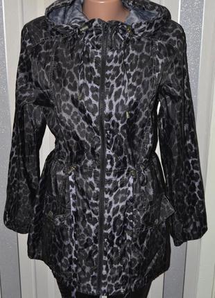 Большой выбор верхней одежды разных размеров ветровка куртка плащевка трансформер с капюшоном