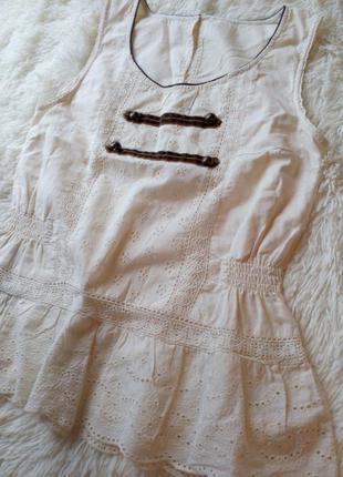 Кружевная блуза next