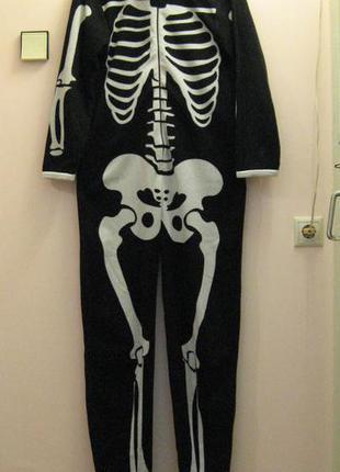 Кигуруми,пижама комбинезон, кігурумі, комбінезон, піжама cedarwood state скелет