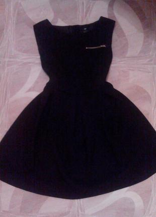 Тёплое платье от h&m