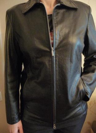 Куртка из натуральной кожи best connections