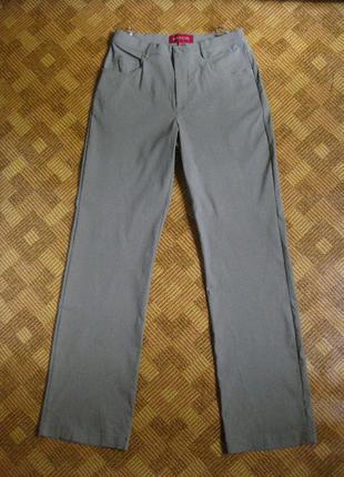 Стрейчевые брюки, штаны biaggini - 40-42eur