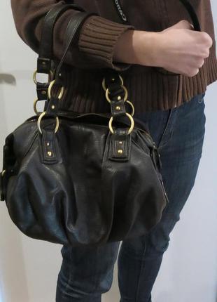"""Женская сумка """"principles"""" средних размеров."""