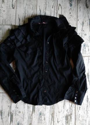 Черная рубашечка