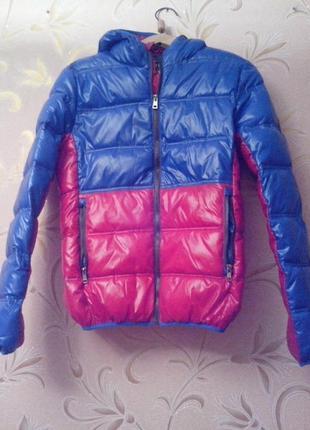 Куртка утепленная alcott&co ( унисекс)