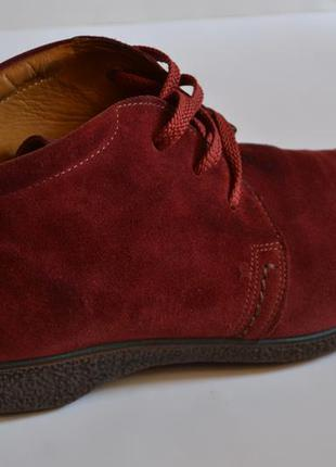 Демисезонные ботинки ecco 41 размер 27см