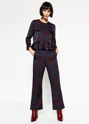 Zara мега стильний костюм розмір м