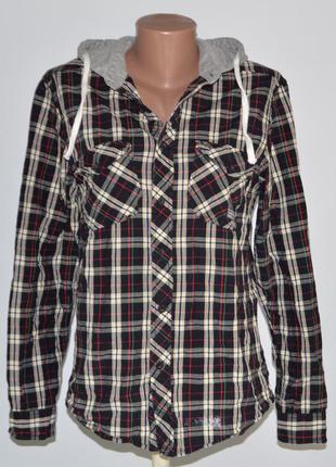Рубашка с капюшоном cedarwood state (s)