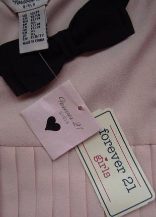 Фирменная новая блузка майка на 13-14лет