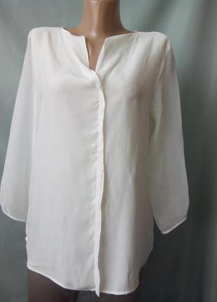 Фактурная блуза zara
