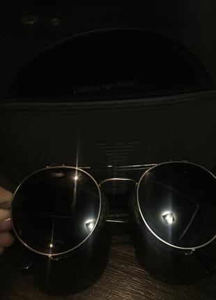 Оригинальные очки emporio armani