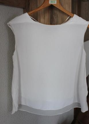 Плотная блуза zara