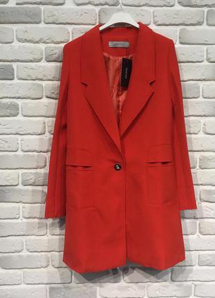 Пальто пальтишко zara