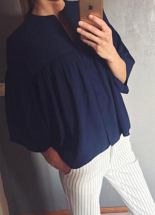 Блуза в стиле zara новая с биркой s