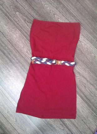 Платье мини туника