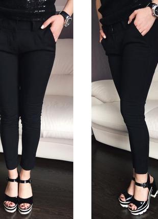 Шикарные брюки элитного бренда