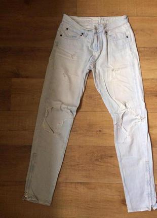 Крутые джинсы topshop