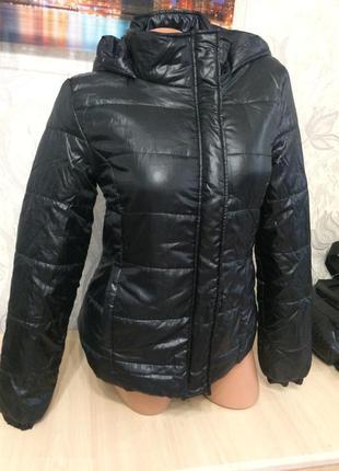 Куртка alcott черная