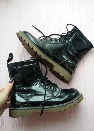 Женские ботинки , берци