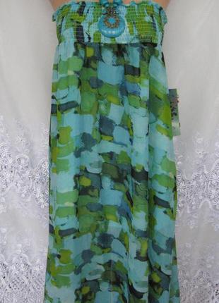 Новое стильное платье okay woman полиэстер m 44-46 с103n