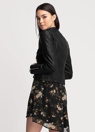 Куртка с еко-кожи