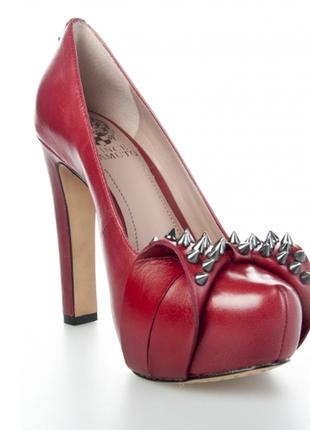 Кожаные туфли vince camuto новая коллекция
