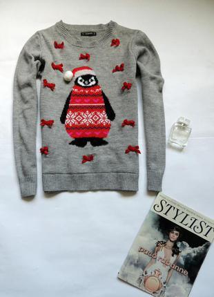 Весёленький свитерок