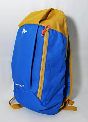 Рюкзак arpenaz 10л quechua. синий. оригинал