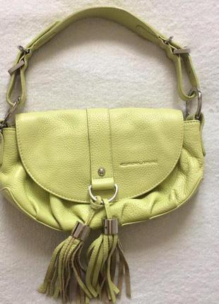 Кожанная сумочка (новая)