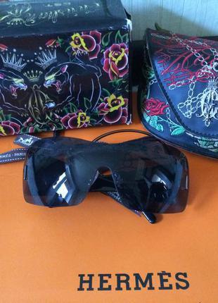 Солнцезащитные очки ed hardy