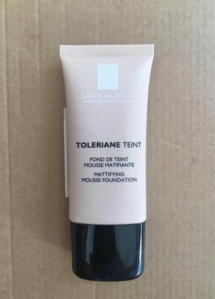 Тональный крем la roche-posay  toleriane teint