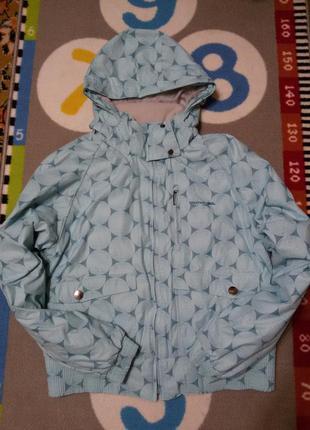 Крутая лыжная куртка от trespass, размер xl