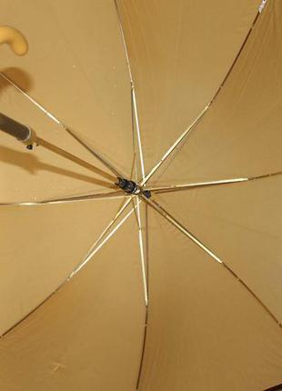 Зонт трость знаменитого ительянского дизайнера laura biagiotti