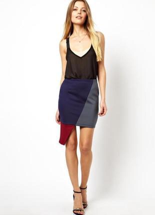 Стильная юбка asos cкидка