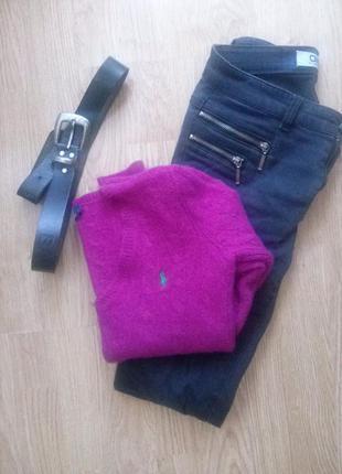 Крутий поло светер