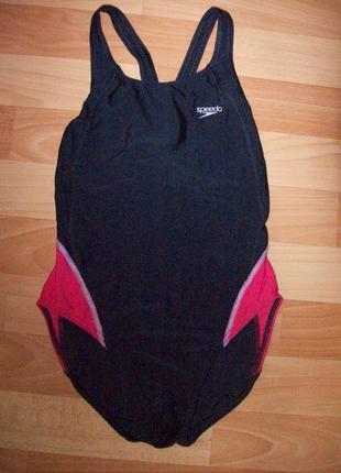 Купальник speedo для плавания, для бассейна, размер xs-s