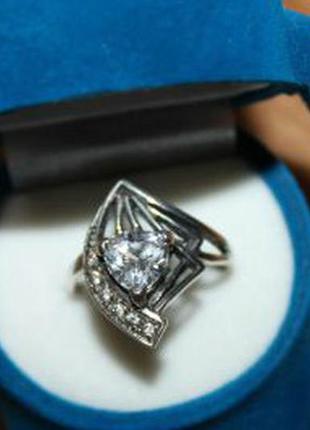 Кольцо. серебро 925 проба
