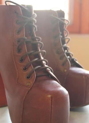 Офигенные ботинки от джеффри кэмпбелла