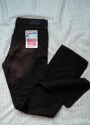 Большие оригинальные джинсы motor на высокую девушку. турция. w34l34.100% хлопок.унисекс